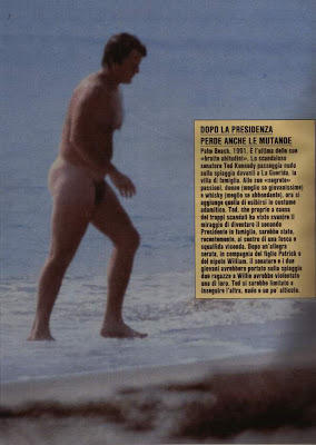 Ted Kennedy Nude 86