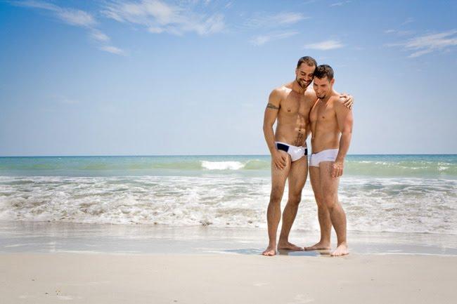 Секс геев нудистов