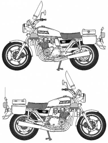 Tomos Targa LX, Side view line drawing. — Moped Army