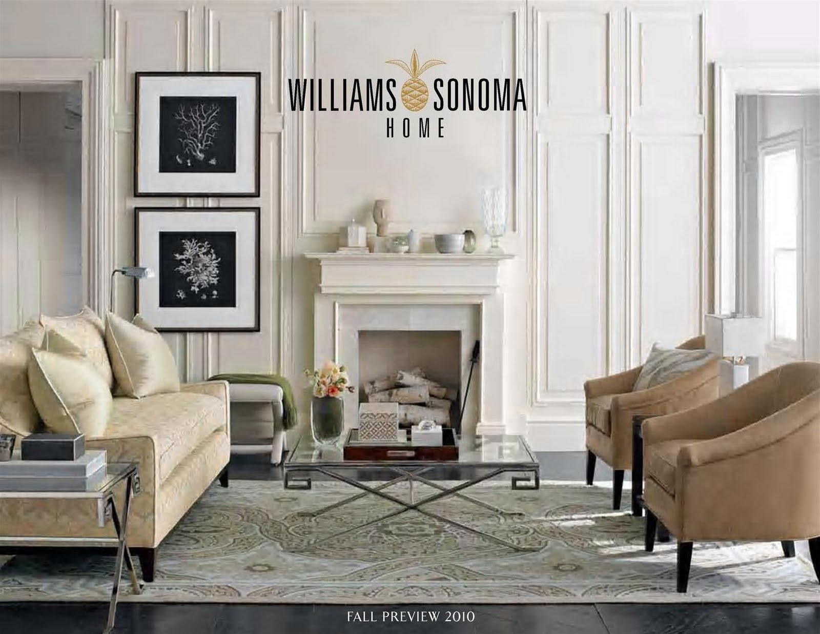Williams Sonoma Fall 2010