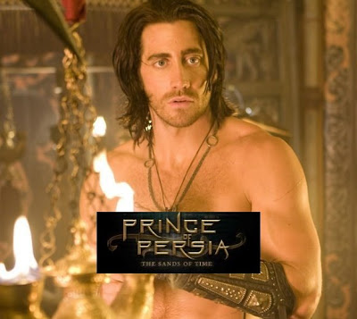 Prince Of Persia The Sands Of Time Movie Teaser Trailer