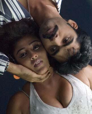 Simbu nayanthara kissing video