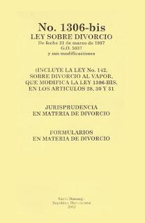 Resultado de imagen para ley de divorcio 1306 bis