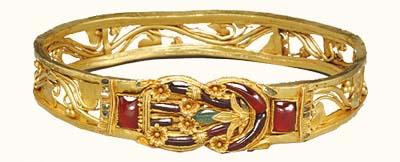 Artifacts of Greek Mythology: Greek Artifact #3- Greek Jewelry