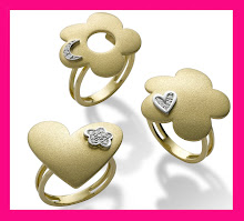 New Agatha Ruiz de la Prada gold and diamonds jewlery! (coming soon the new watch collection)