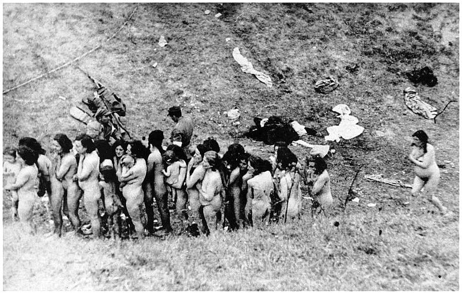 Afbeeldingsresultaat voor Rumbula massacre