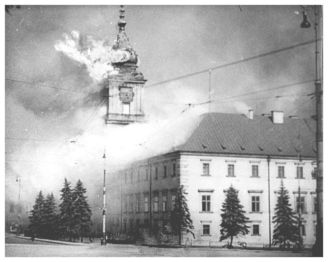 A history of the polish perseverance in world war ii