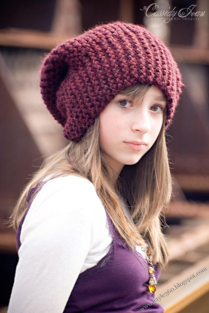 Stylish Hand Made Knit Hats Stylish Winter Wear Knit