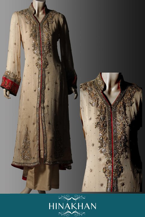 Hina Khan Designer Clothing Hina Khan Collection 2011 Istyle 360
