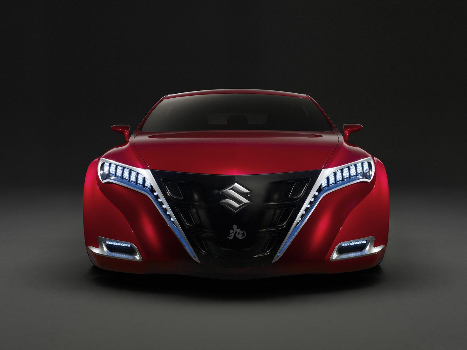 cars tuning suzuki kizashi concept pictures. Black Bedroom Furniture Sets. Home Design Ideas