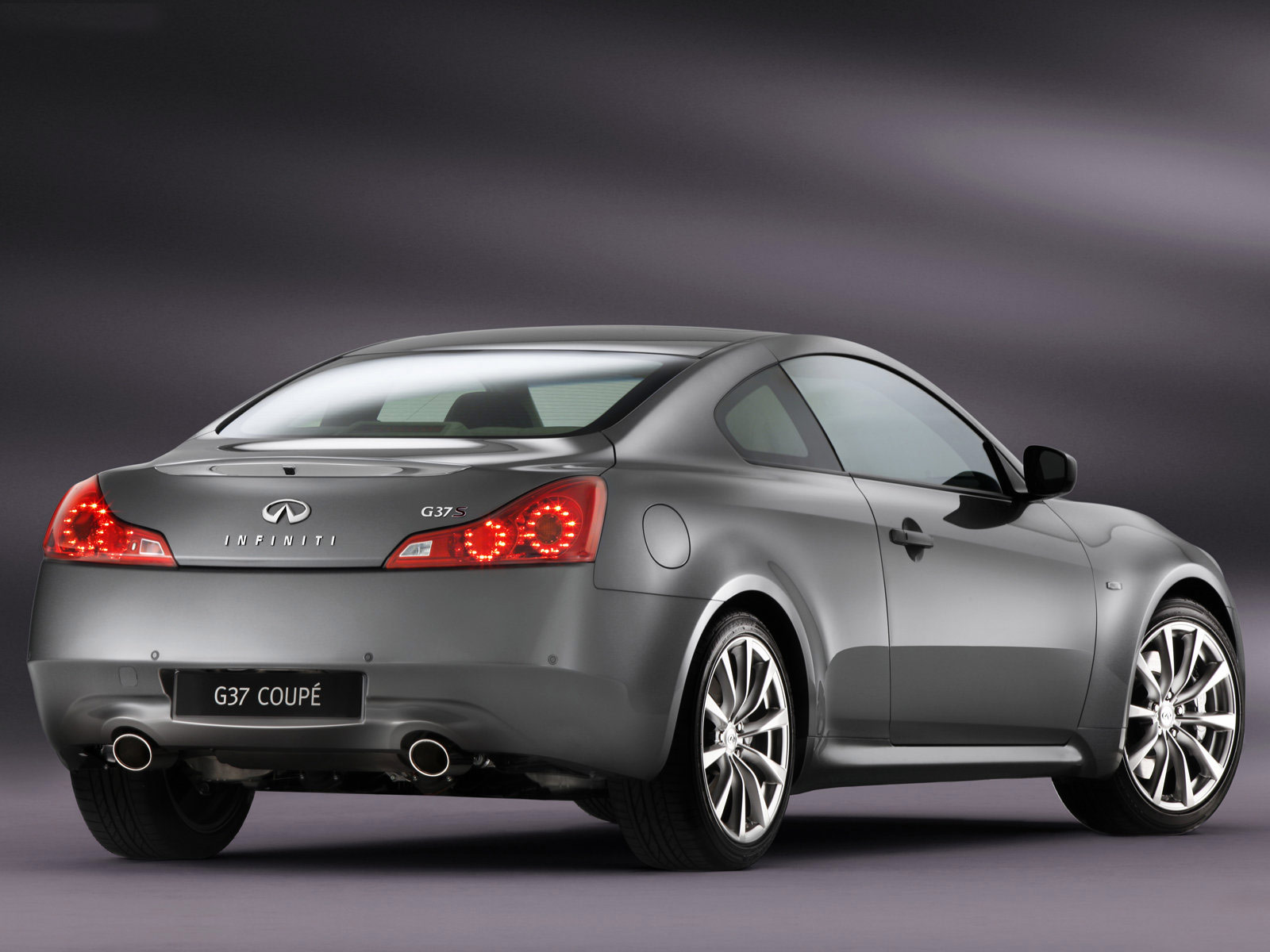 INFINITI G37 Coupe Car Pictures 2008