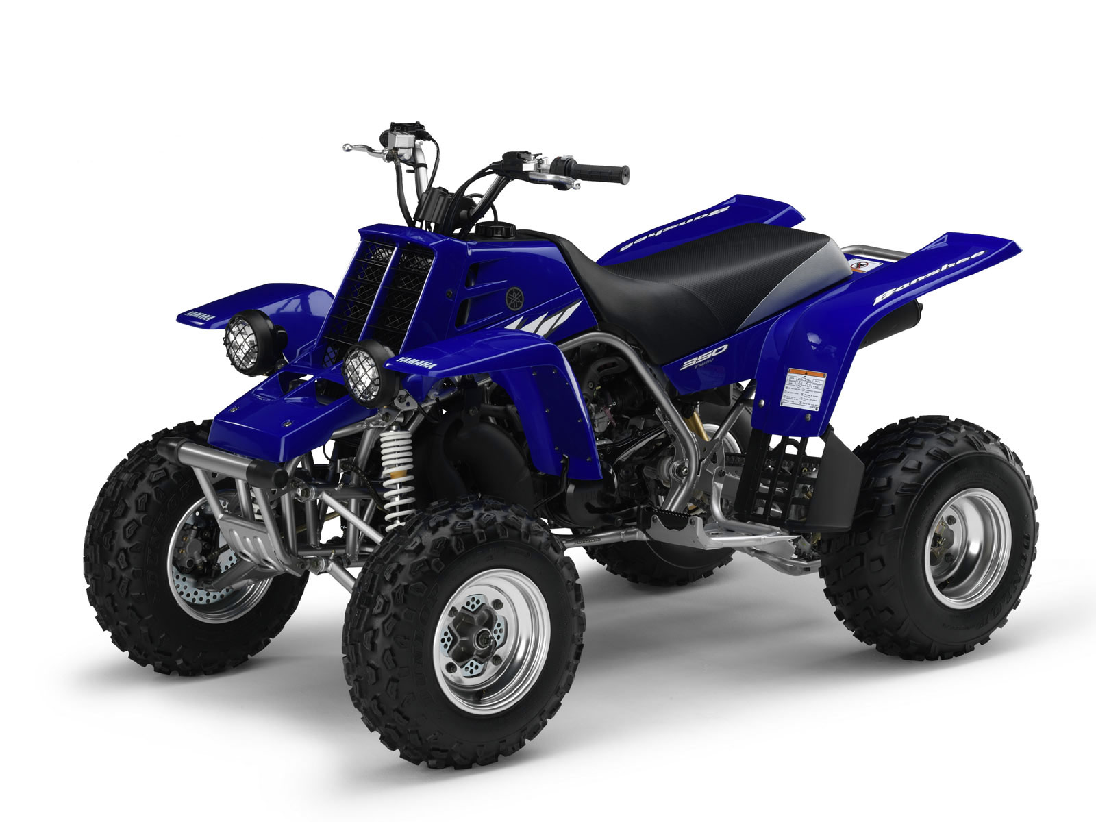 Yamaha_Banshee_350_2006_ATV-12 2012 Yamaha Banshee