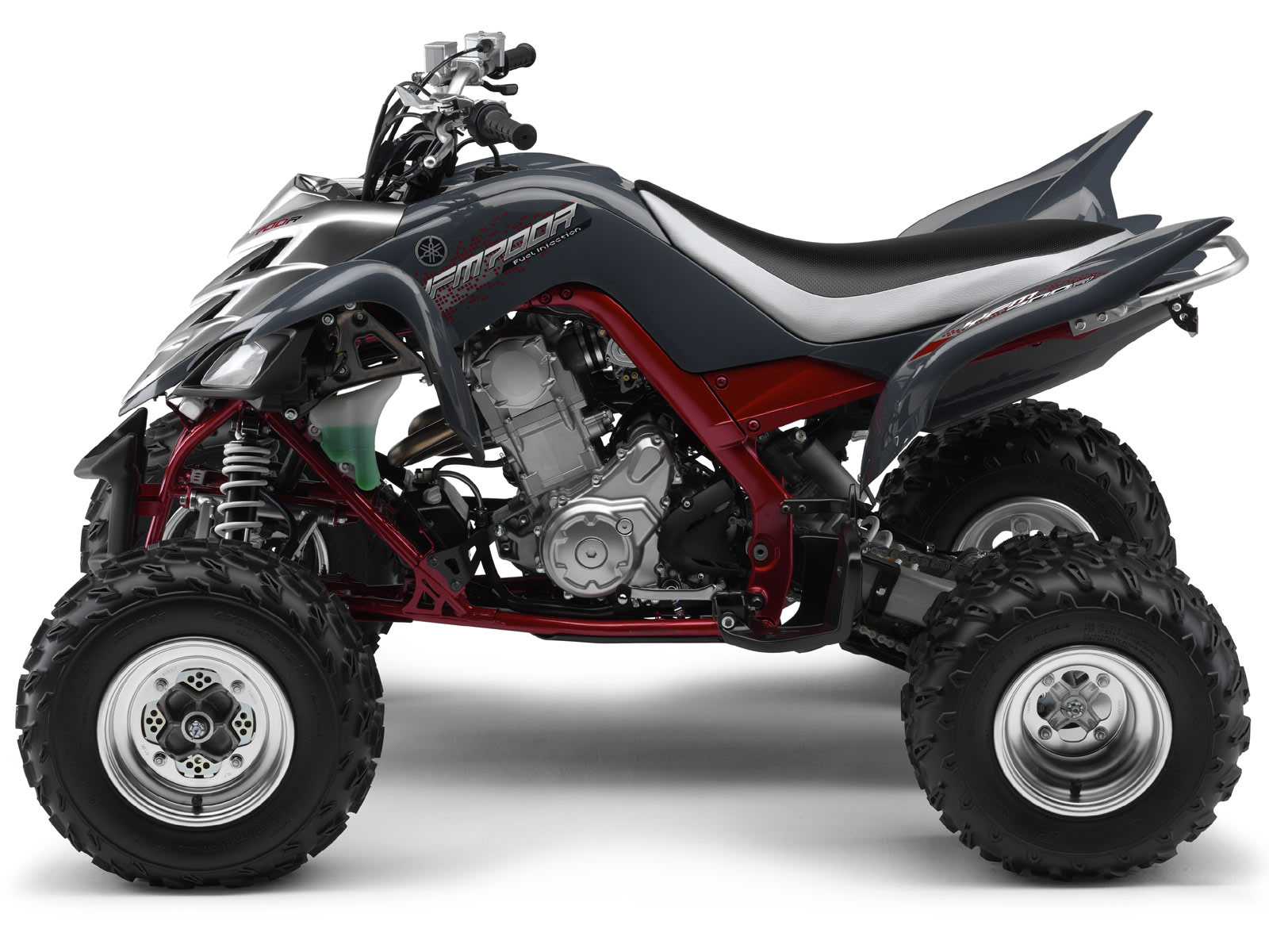Yamaha Raptor R on Ktm 50 Clutch