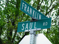 Intersection of Saul and Franklin