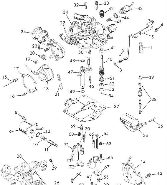 Ajuste de Motor: Despiece Carburador Kia Pride POP