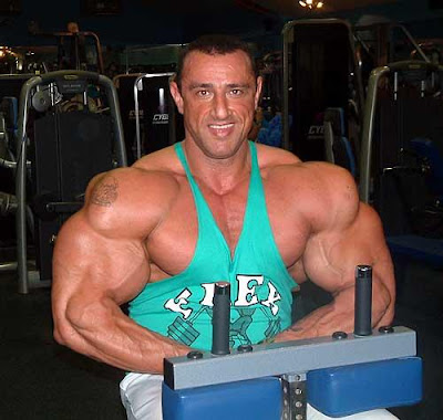Muscle Lover: ELI HANN...