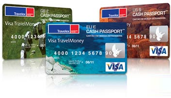 Onde Sacar Dinheiro Com O Visa Travel Money