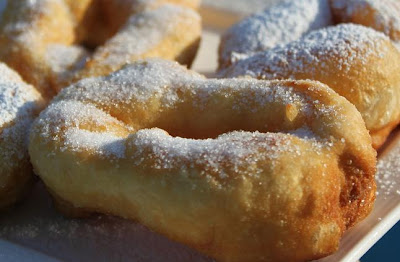 Italian Pizza Fritta Fried Dough