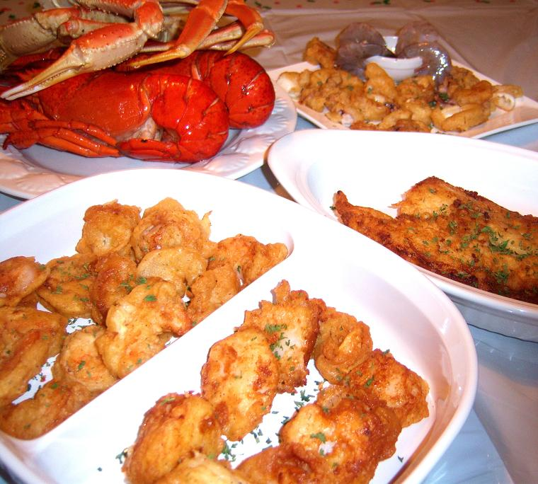 7 Fishes Christmas Eve Italian Recipes.7 Fishes Christmas Eve Italian Recipes