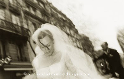 Classic,Black and White,Wedding,photos, Paris,New York City, Olivier Lalin, photographe,wife