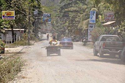 santa teresa main road