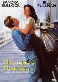 póster de la película Mientras dormías
