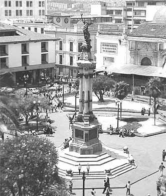Monumento Héroes del Primer Grito de Independencia de Ecuador
