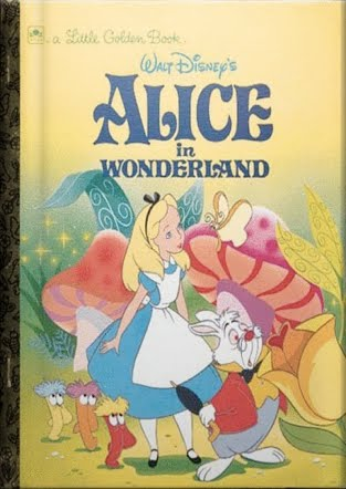 books to movies: Different Versions of Alice in Wonderland ...