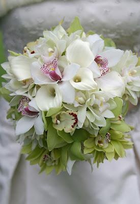 Curcuma Bouquet Sposa.Bouquet Orchidea Fiorista Mariangela