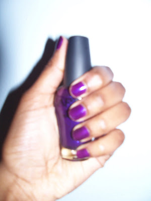 Vibrant Nail Polish Color!