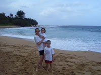 Tunnels Beach Kauai, Hawaii