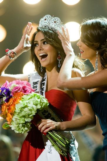 The Intersections & Beyond: Miss Mexico is Miss Universe 2010