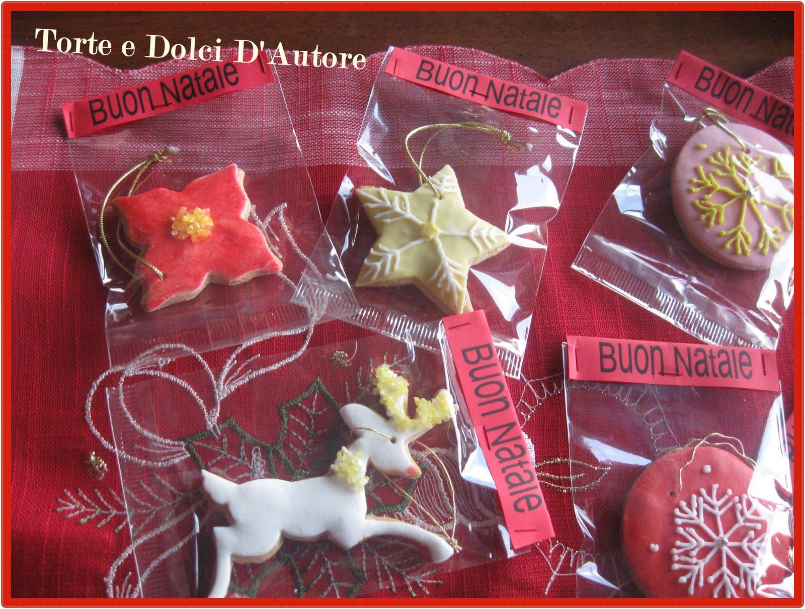 Torte e dolci d 39 autore addobbi natalizi for Obi addobbi natalizi