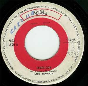 los_saicos,wild_teen_punk_from_peru_1965,GARAGE,PUNK,PSYCHEDELIC-ROCKNROLL,saicomania,Erwin_Flores,Rolando_Carpio,demolicion