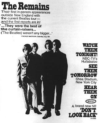 the_remains,1966,psychedelic-rocknroll,boston,garage,beatles,Barry, Tashian,Vern,Miller,Billy,Briggs,damiani,epiphone,wurlitzer,epic_poster