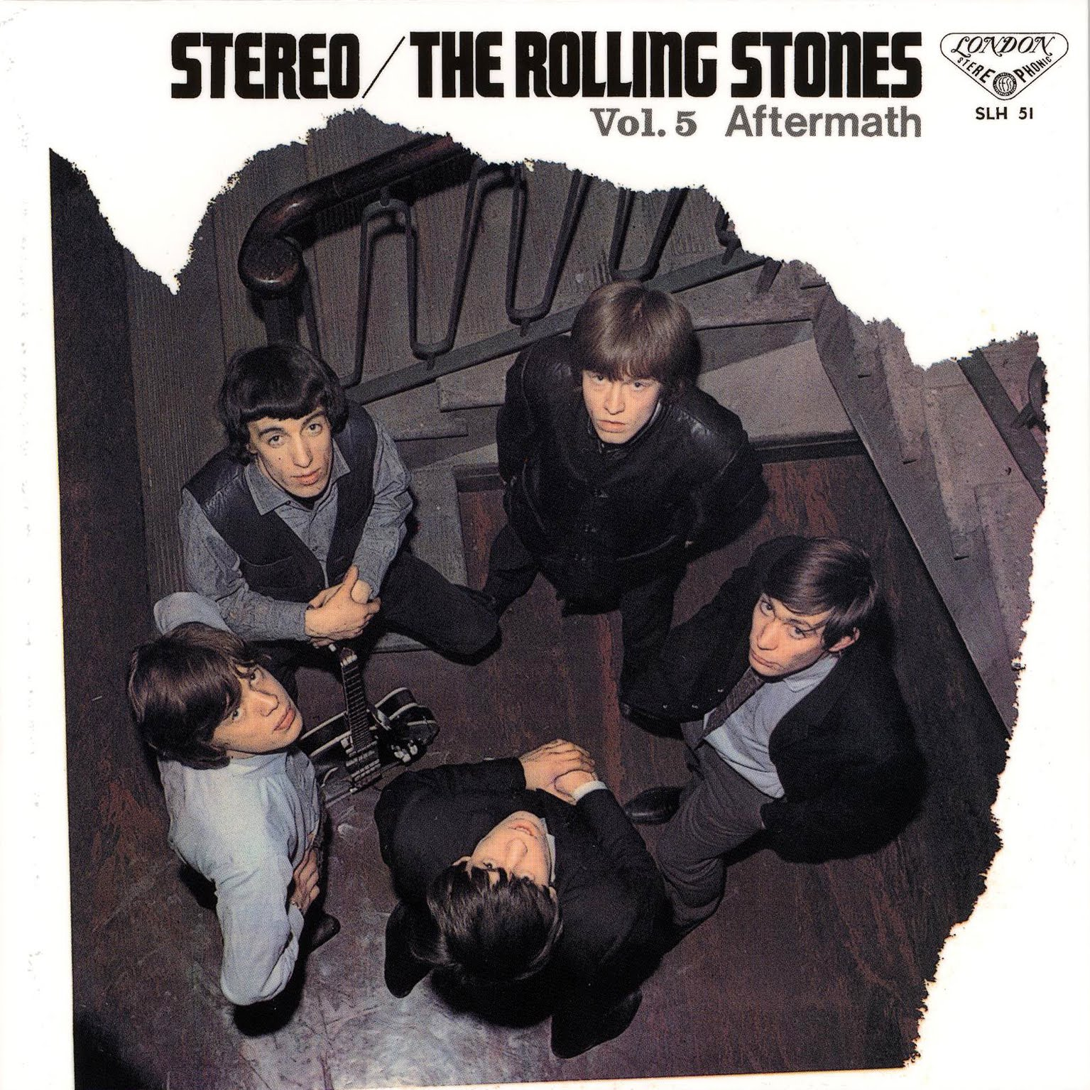 Psychedelic-Rock'n'roll: The Rolling Stones - Vol  5