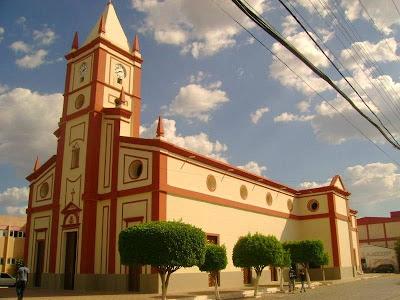 Igreja Matriz de Cedro