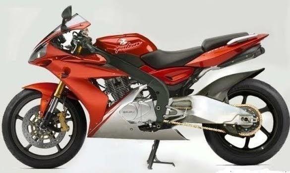 Bajaj Pulsar Fairing Motorcycles Pics