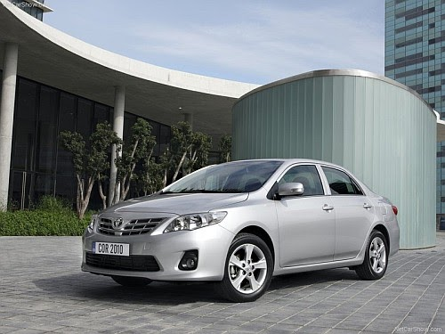 2010 Toyota Corolla Altis Diesel In India Report