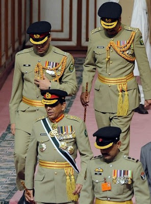 Lucky Draw: Selection of Next Pakistan Army Chief   Siasat
