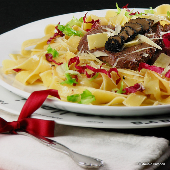 Biftek s tartufima