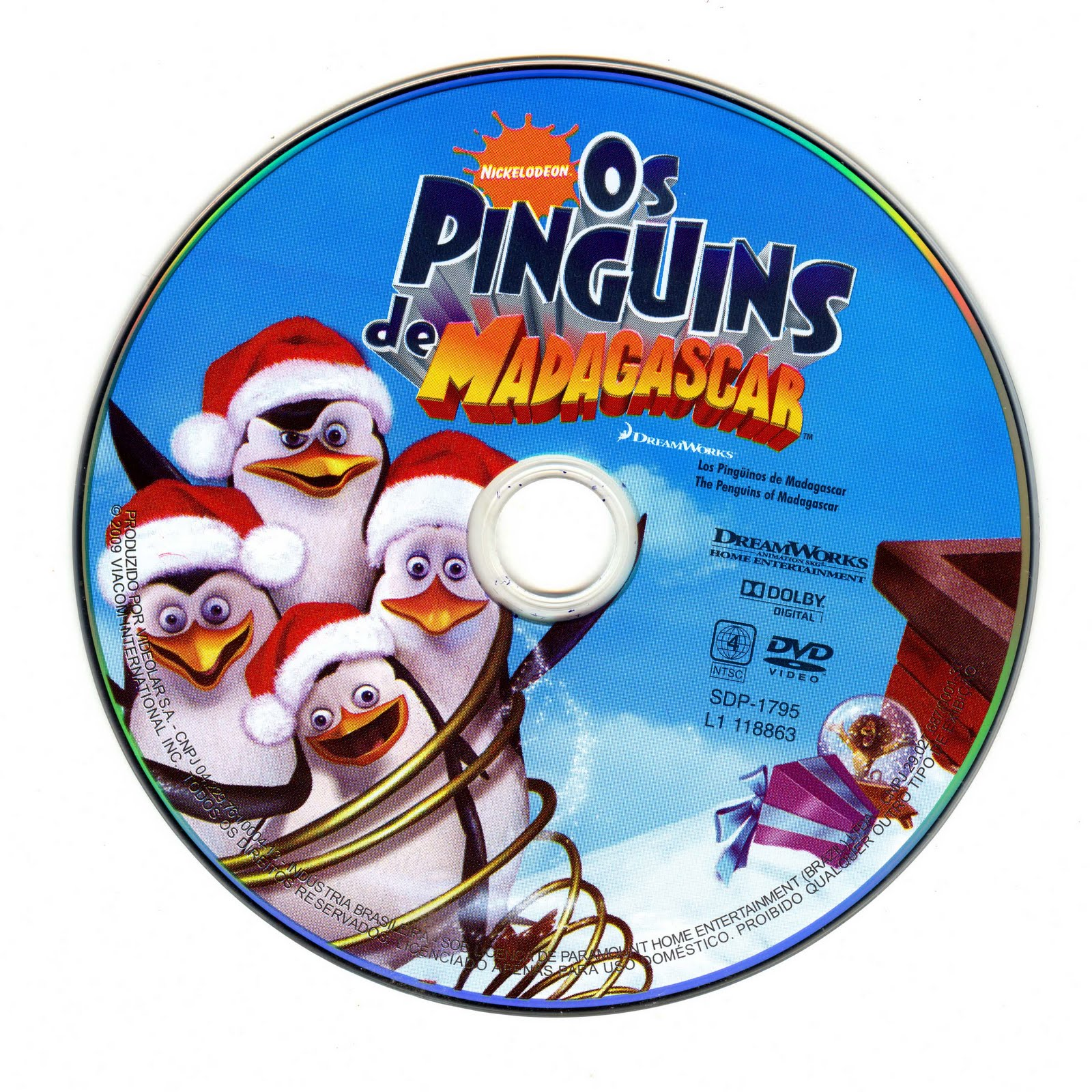 Capas De Filmes Gratis 2010: Download: Os Pinguins De