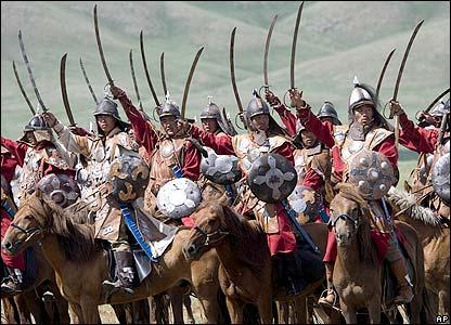 Horse Trekking in Chinggis Khaan's Land (10 days)