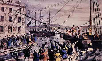 Myths of the Boston Tea Party