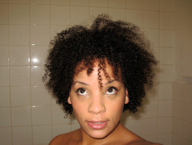Hairstyles For Short 4a Hair: Au Naturale By Mz. Sixx: Cherry Lola Treatment