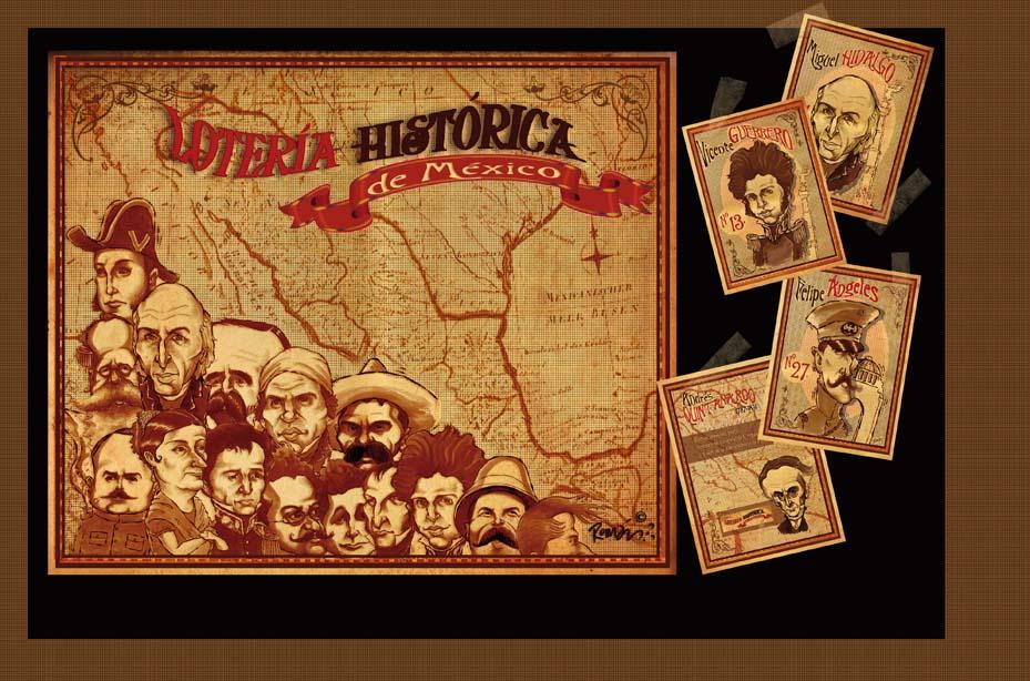 Loteria Historica De Mexico