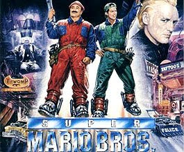 Nes Collector S Blog Super Mario Bros The Movie
