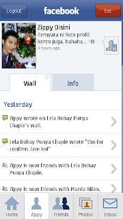 Facebook untuk Nokia