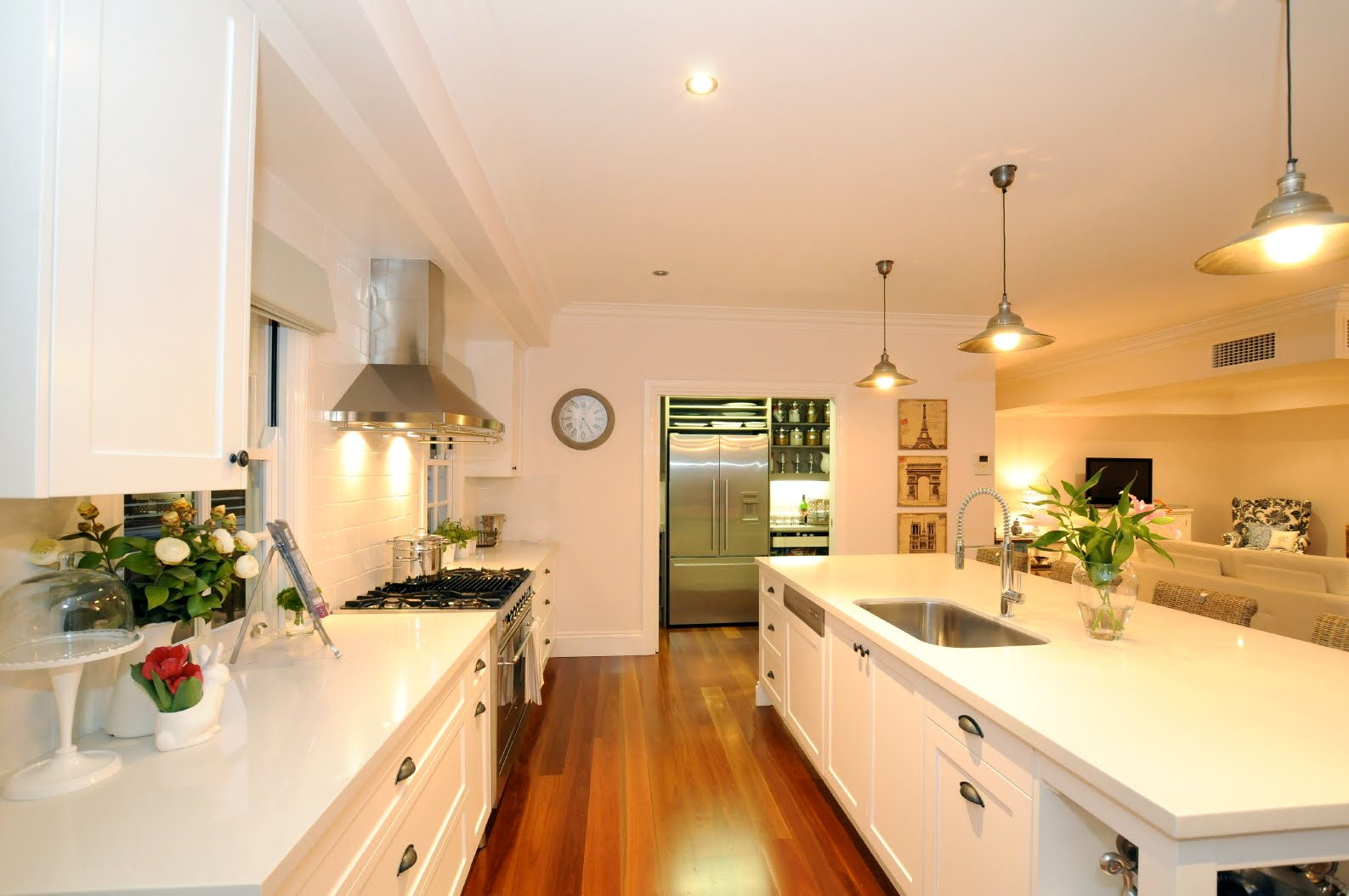 The House That A M Built Kitchen Thoughts