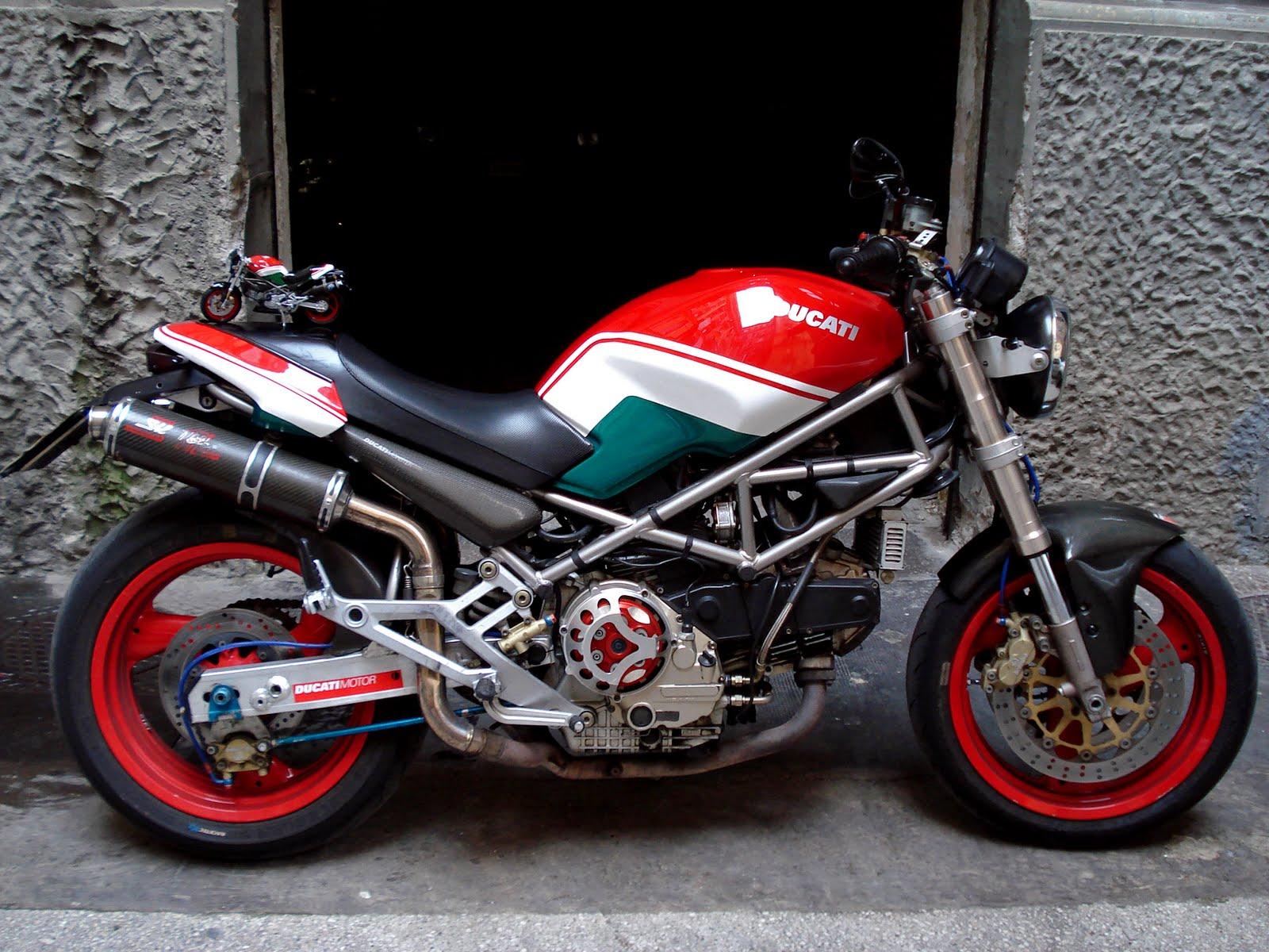 Ducati Monster Mie